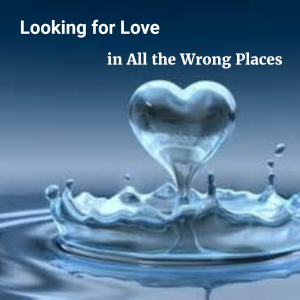 love in all the wrong places